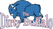 The Dirty Buffalo Header logo